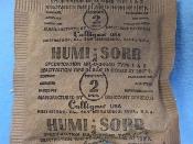 Humi Sorb Activated Desiccant Pack for Static dehumidification