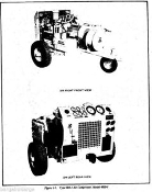 4MB1A Davey Electric Compressor Technical manual 15 cfm 3500 psi