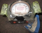 0-30 PSI Differential Pressure Indicator 6685008574275 *