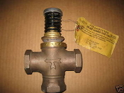 Johnson Controls steamfitter 3 way valve 1 in V-4324-1007