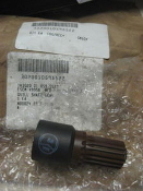 Raytheon Quill Shaft Gear G316416-1 3181807 059-5522