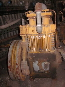 Quincy  Compressor Pump Model 308 26 QR 25  674416
