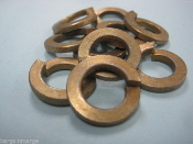 Steel Split Lock Washer Grade 8