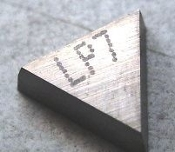 TPR-221 LP7 Triangular milling cutting insert carbide