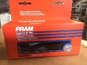 FRAM Breather Filter Ford Motor Co E7TZ-9D695-A WIX 46976