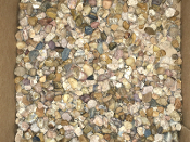 Aquarium Pond Natural Gravel Pebbles Rock Stone Garden