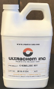 Compressor Oil Chemlube 501 Synthetic Half Gallon