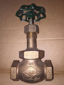 Jenkins Gate Valve 106A Bronze 150 PSI Steam