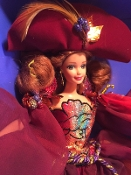 Christmas Special Autumn Glory Barbie Enchanted Seasons