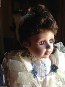 Porcelain Doll Seymour Mann Signature Series Stacey