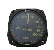 US Gauge Airspeed Indicator AN5861T2