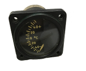 Temperature Indicator Gauge 6685-00-557-0372