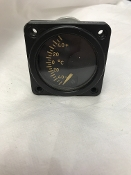 Vintage Aircraft Air Temp Indicator 137134