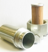 Filter Assembly for Lubricants and Oils 3000 PSI 10 Micron