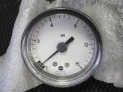 0-15 PSI Pressure Gauge 6685010931003 Jackson Products *