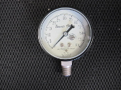 0-60 PSI Pressure Gauge 6685007280666 Marsh *