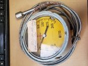 Temperature Gauge 4310004026625 30-240 Weksler *