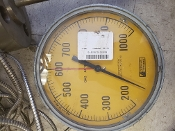 20-1000 Weksler Temperature Gauge 6685001382545 *