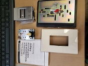 Honeywell TP970A2038 Series TP970 Thermostat Modernization Kit *