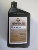 751 Chemlube Quart Synthetic Compressor Vacuum Pump Oil