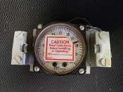 0-50 PSI Differential Pressure Indicator 6685002158513 *